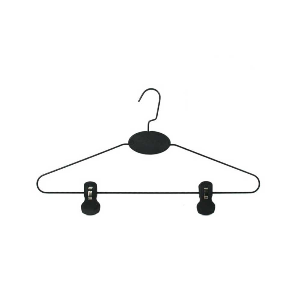 Drahtbügel STANDARD mit Klammern  1,75€  Bügel für Lingerie und Bademode