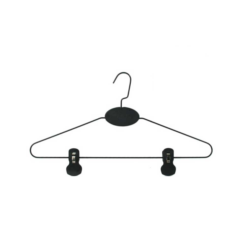Standard hanger with pegs  1,75€ Quality and customizable Hangers for garment bags