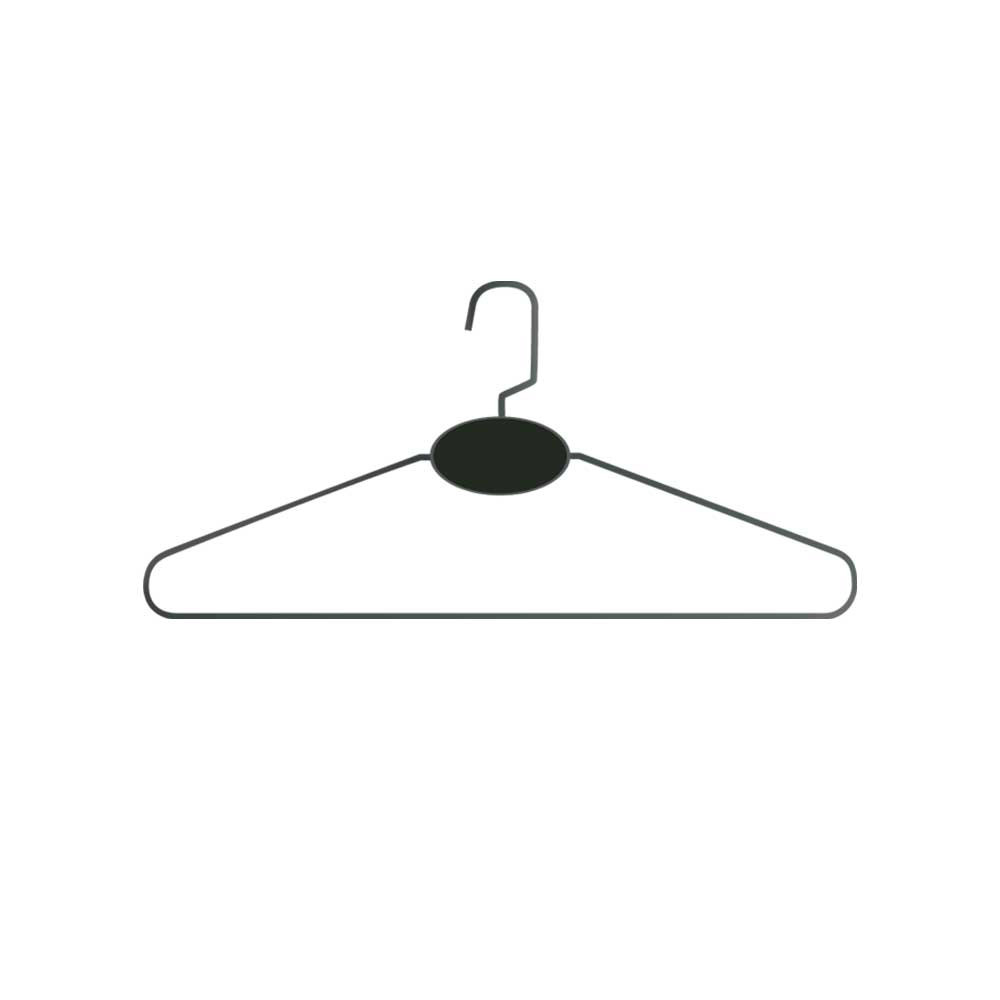 Standard hanger  0,91€ Quality and customizable Hangers for garment bags