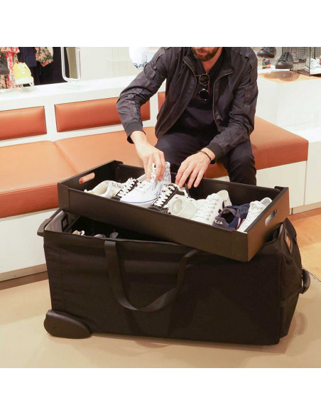 Proline - Einlagebödenoption  263,00€  Tasche mit Rollen - Transporttaschen für Kleidung