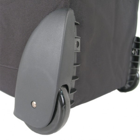 Proline bag  229,00€  Strong sample bags with wheels for salesforce of fashion industry