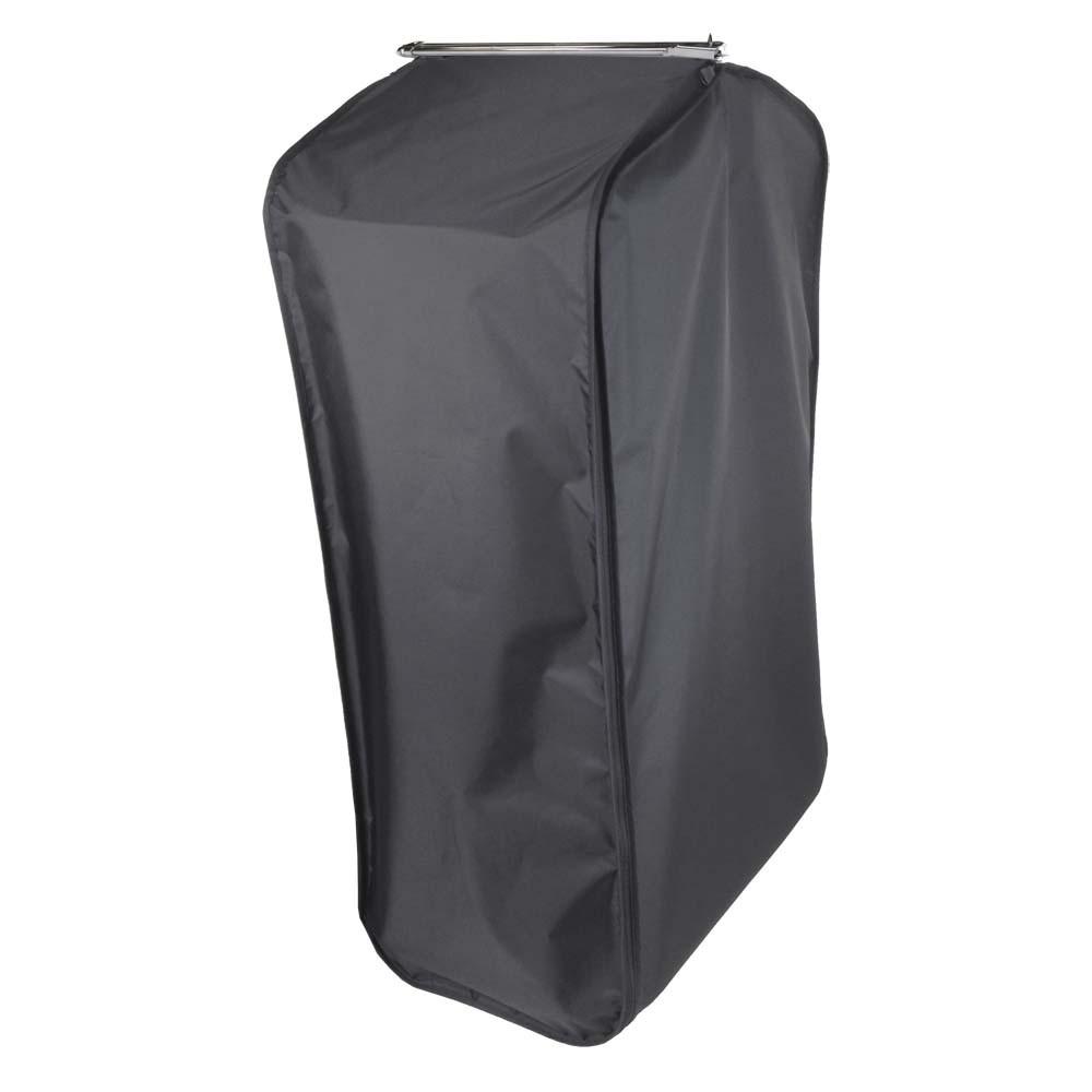 Schwarzer Kleidersack mit seitlicher Öffnung  64,00€ Kollektionssack - Schutzhülle für Kleidung
