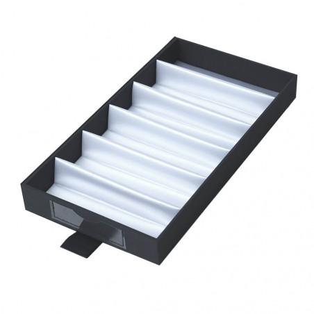 Einlageböden für Optikbrillen - 6 Brillen 43200TW Einlageböden Präsentationsschrank Brillen - Monturen transportieren für Mob...