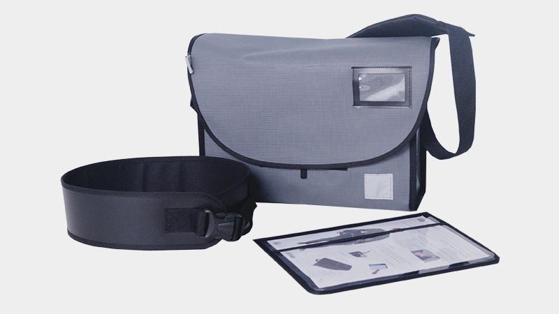 Postal ergonomic Satchel for postmen