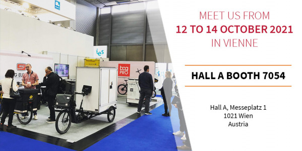 MEET US ON PARCEL+POST EXPO 2021